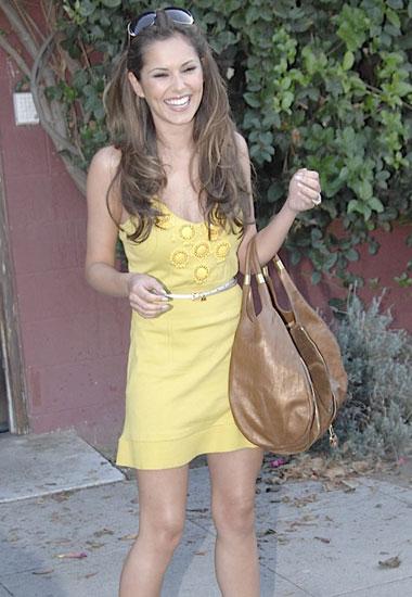 Cheryl Cole | Celebrity Summer Accessories 2012