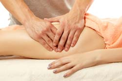 Massaging Away Cellulite