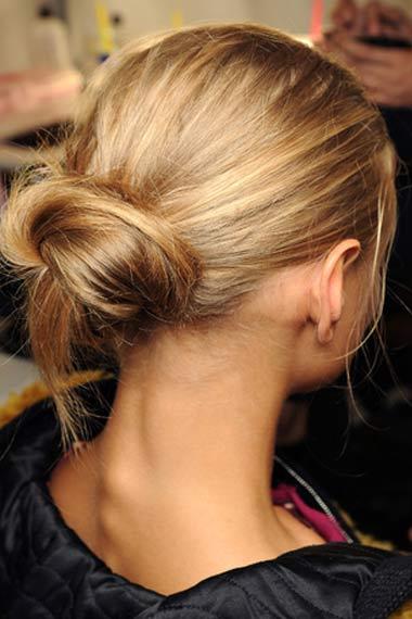 Chignon Hairstyles