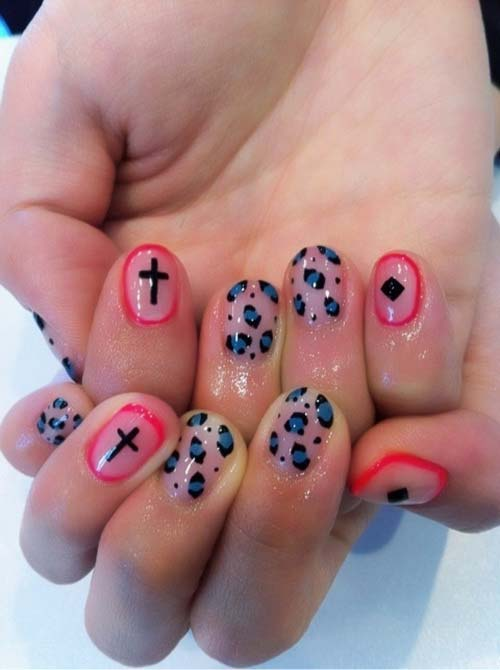 Cool Nail Designs Ideas: Summer Nail Design Trends 2013