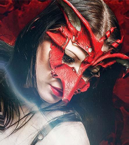 Halloween Masks 4