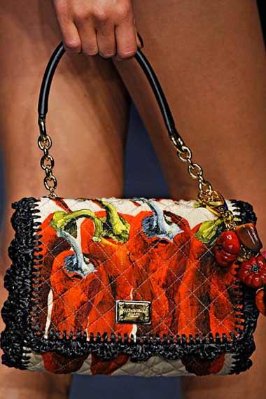 Dolce and Gabbana Handbags 2012