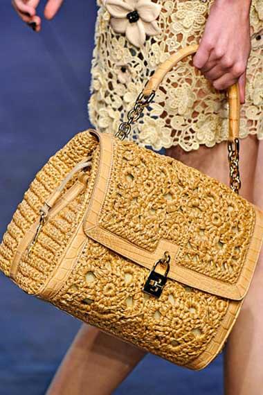 Raffia Handbags