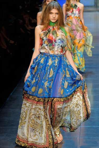 D&G Spring/Summer 2012 Collection