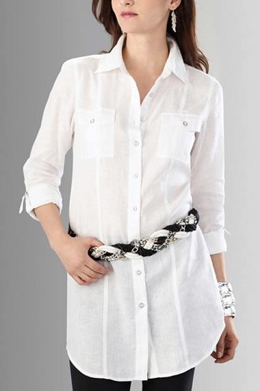 Elegant Braided Belts