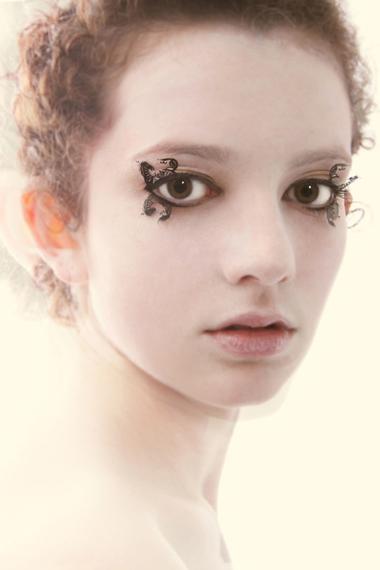 Paper lashes