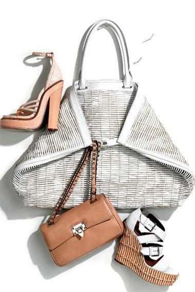 fashion thriller for spring/winter 2012