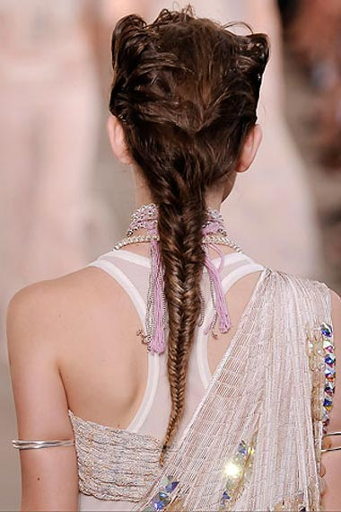 Pleasant Easy To Make And Attractive Looking Fishtail Braid Hairstyles For Men Maxibearus