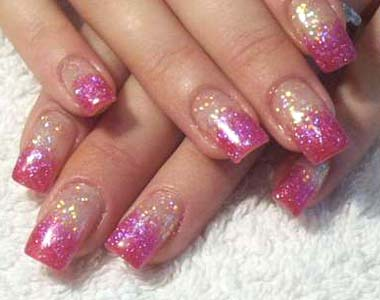 Glittery nail designs nail designs that are abstract are some of the simplest kinds for you to personalize since they are not really the subject of rules of style compared to the prinsesfo Choice Image
