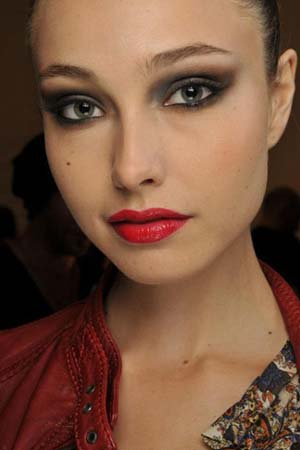 Glossy Lips Trend
