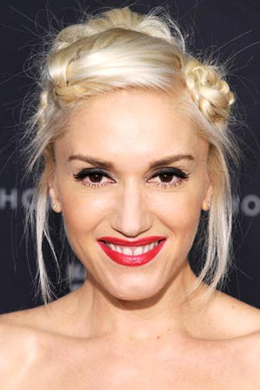 Gwen Stefani Hairstyle