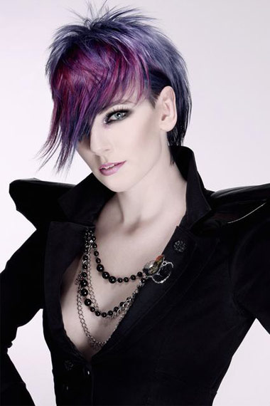 New Hair Highlighting Ideas For 2012