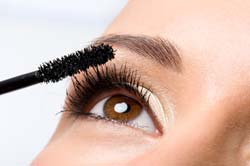 Start fluttering your eyelashes with mascara