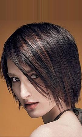Modernly Styled Haircuts