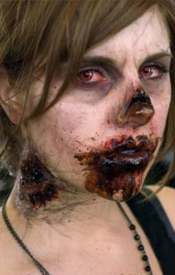 Halloween Horror Makeup Looks and Ideas 19