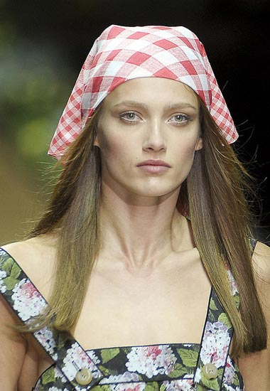 Spring/Summer Headscarf Trends For 2012