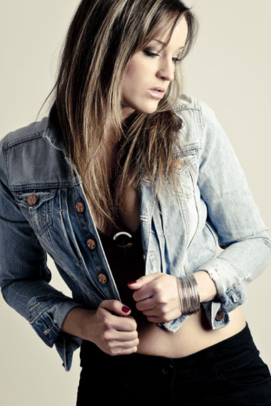 Jacket Over Jeans