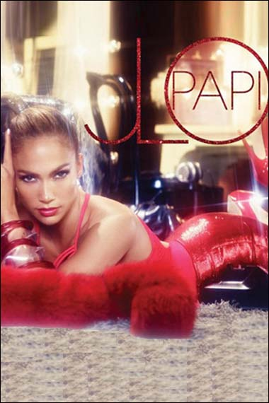 Jennifer Lopez Papi video