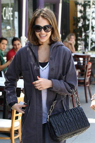 Jessica in Beverly Hills