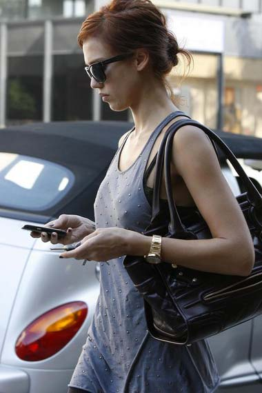 Jessica Alba s watch