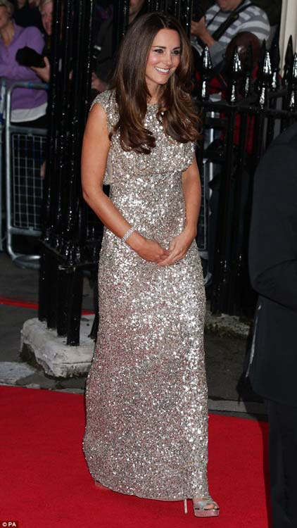 Kate Middleton Looks Gorgeous 1