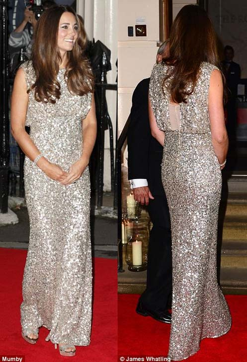 Kate Middleton Looks Gorgeous 2