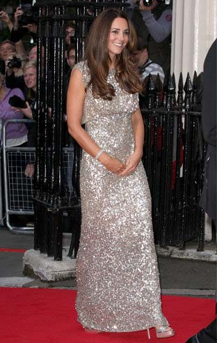 Kate Middleton Looks Gorgeous 3