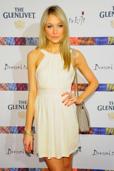 Katrina Bowden Gold Bracelet