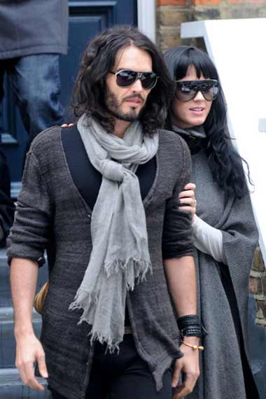 Teenage Dream like pair of Katy Perry and Russell Brand's