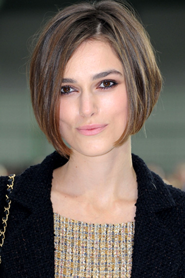 Keira Knightley Hairstyle