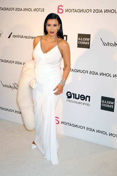 Kim Kardashian Shows Off Her Pouty Pregnancy Lips