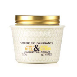 L'Occitane Honey Face Cream