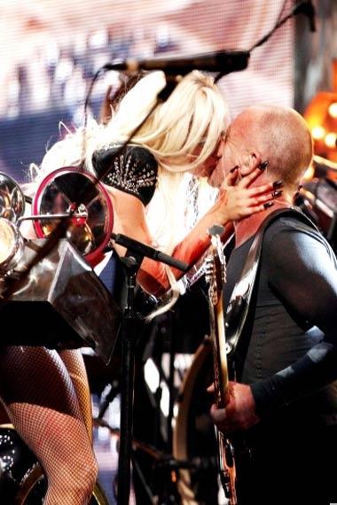 Lady Gaga at iHeartRadio Music Festival