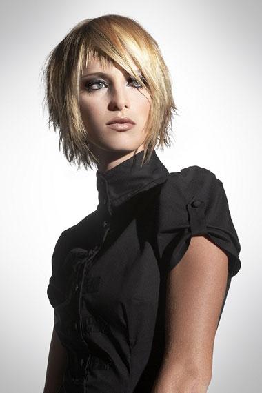 Groovy Latest Trendy Layered Hairstyles 2011 Short Hairstyles Gunalazisus