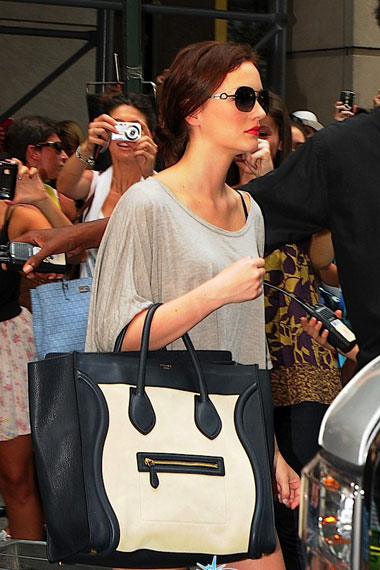 Celebrity loves the Celine Luggage Tote