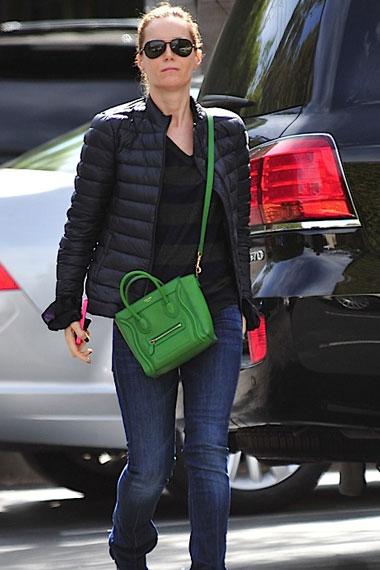 Leslie Mann | Celine Luggage Tote