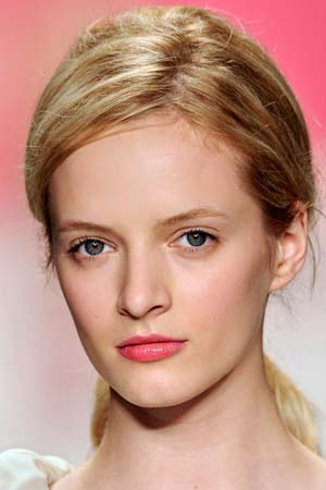 The Runway Inspired Makeup Looks for Spring/Summer 2011