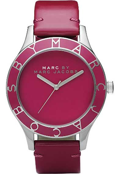 Marc by Marc Jacobs: Fab Leather Watches