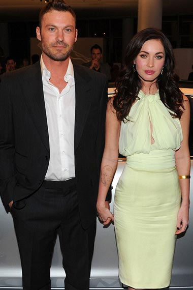 Megan & Brian Austin
