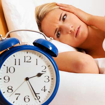 Menopause and Sleep Problems