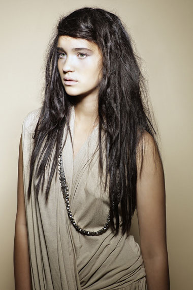 Messy Hairstyles Concepts for Spring/Summer 2013