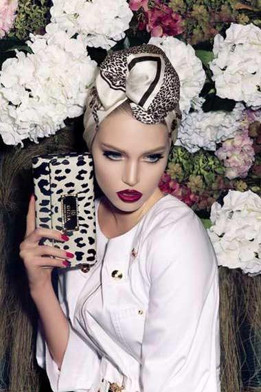 Mimicking-Headwear-looks