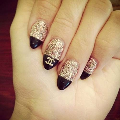 Fantabulous Pointed Nail Art 11