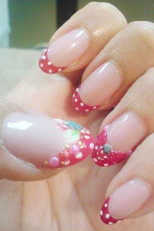 nail art ideas 2011