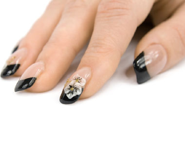 Long nail design ideas