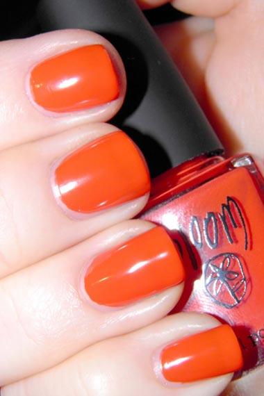 bright nail