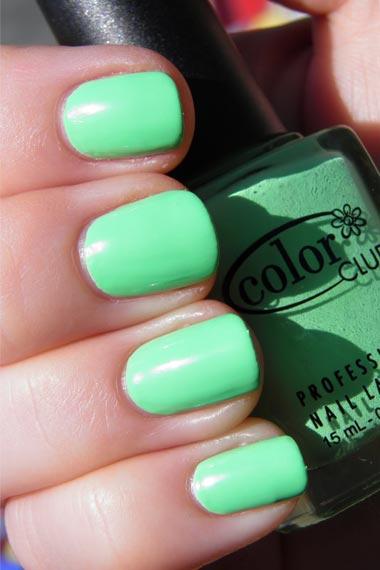 fall nail colors bright