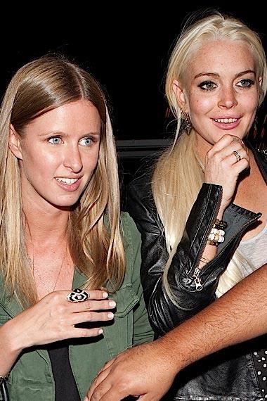 Nicky & Lindsay