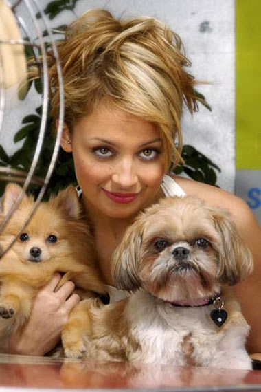 nicole-richie-with-fox-and-honey-chile.