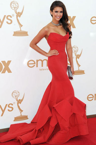 Emmy Awards 2012: Red Carpet Arrivals